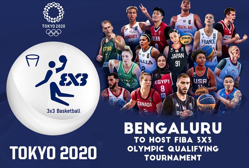 Bengaluru  to host FIBA 3x3