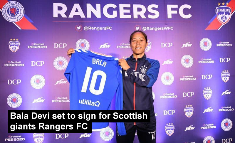 Bala Devi set to sign for Scottish giants Rangers FC