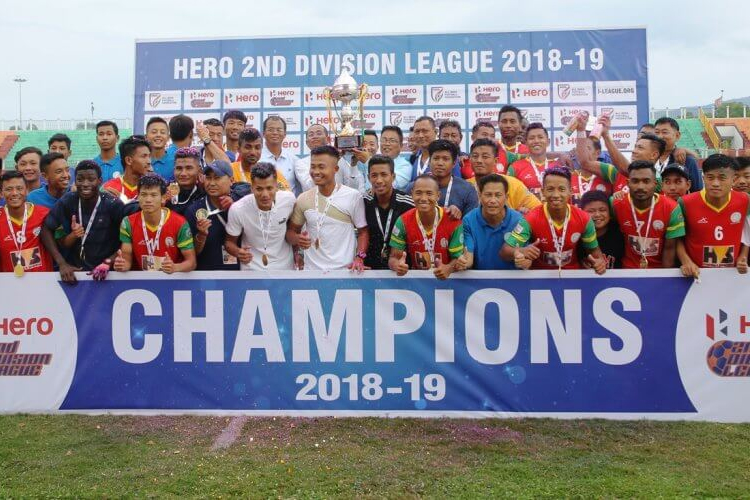 Hero 2nd Division League 2019-20 to kick-off on January 25 ...