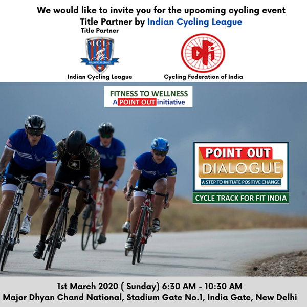Indian Cycling League.