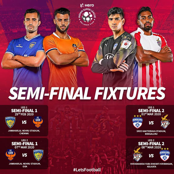 ISL- Indian Super League
