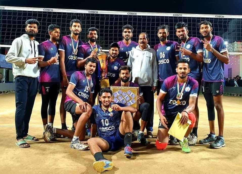 Karnataka Volleyball
