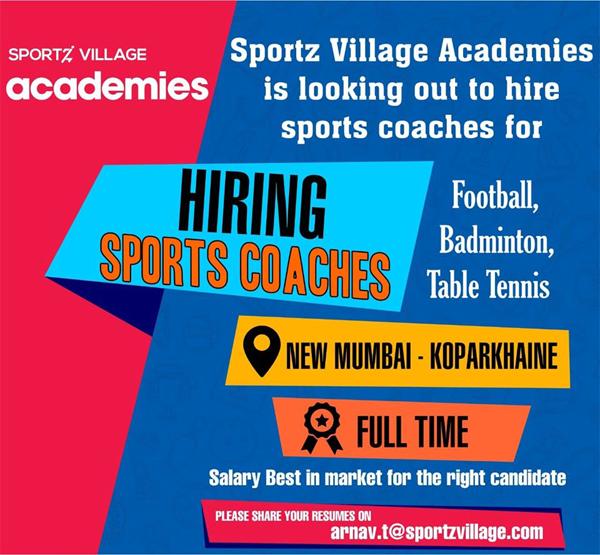 Sportz Village Academies