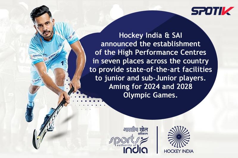 SAI and Hockey India