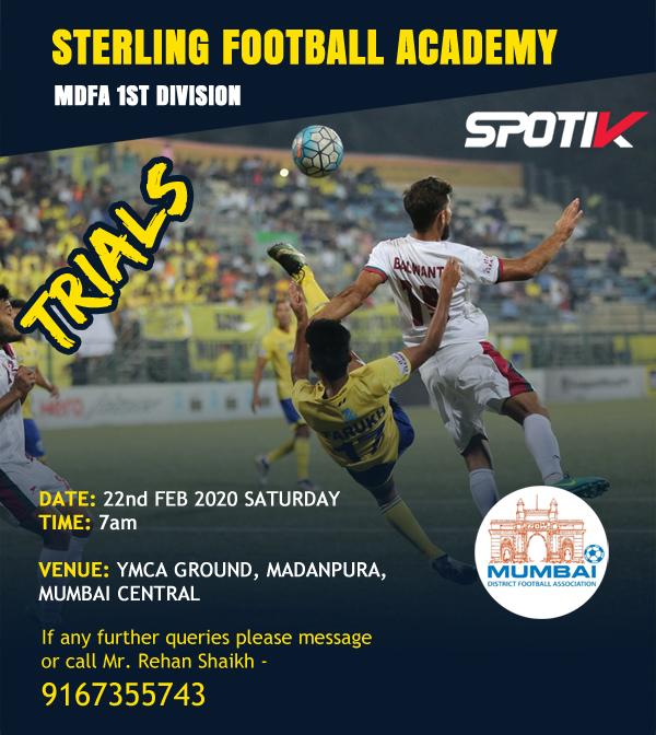 Sterling Football Academy Mumbai