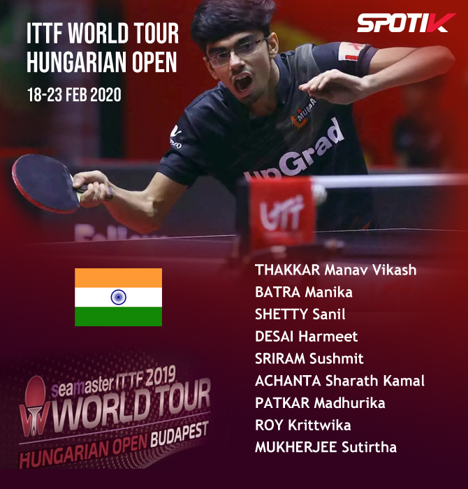 ITTF World Tour Hungarian Open