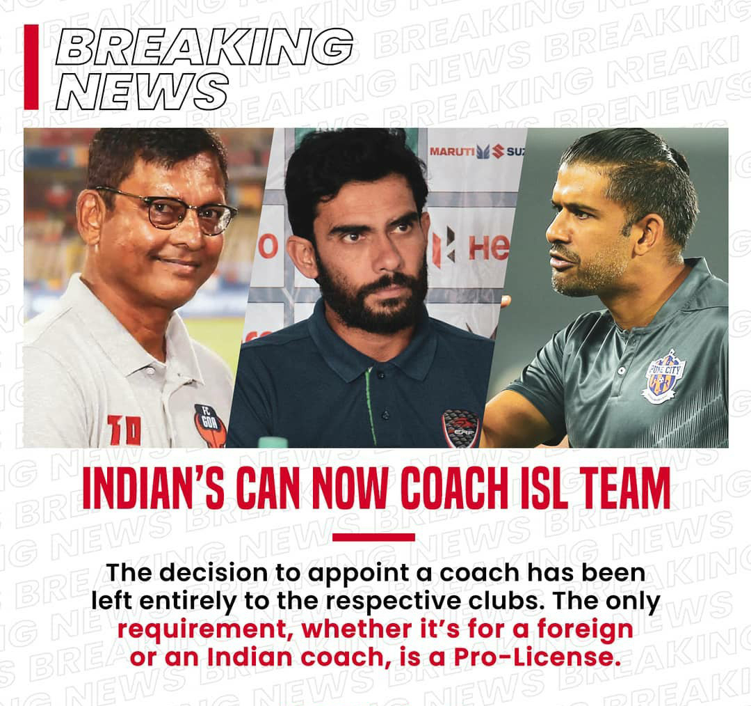 Indian Coaches
