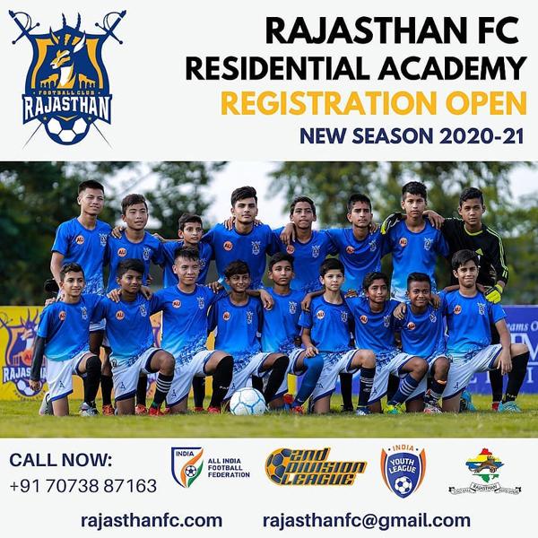AU Rajasthan Football Club Residential Academy