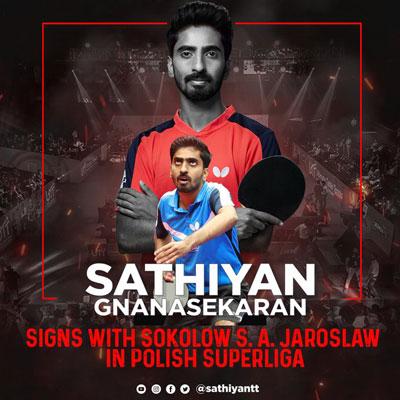 G Sathiyan