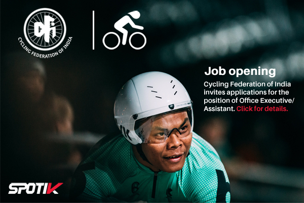 Job opening : Cycling Federation of India