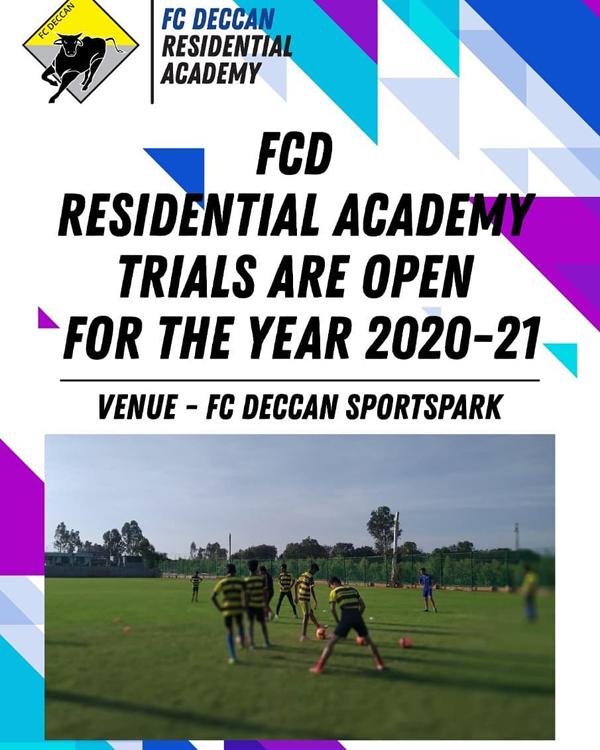 FC Deccan Residential Academy U12-U17, Bengaluru