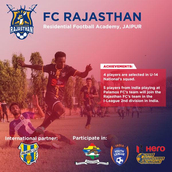 Rajasthan FC Residential Academy, Jaipur