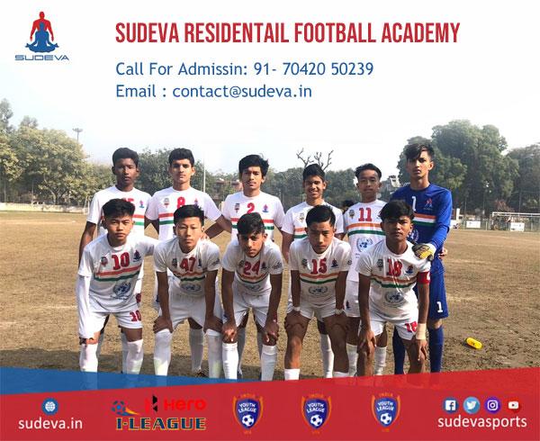 Sudeva Residential Football Academy, New Delhi