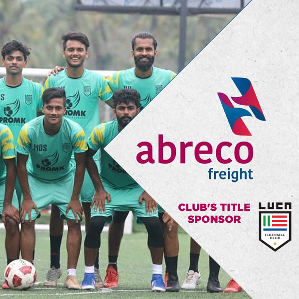 Luca Soccer Club have secured Abreco Freight as the club's title sponsor.