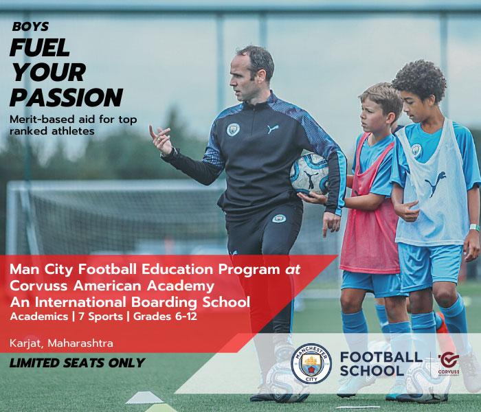 Manchester City Football Education Program