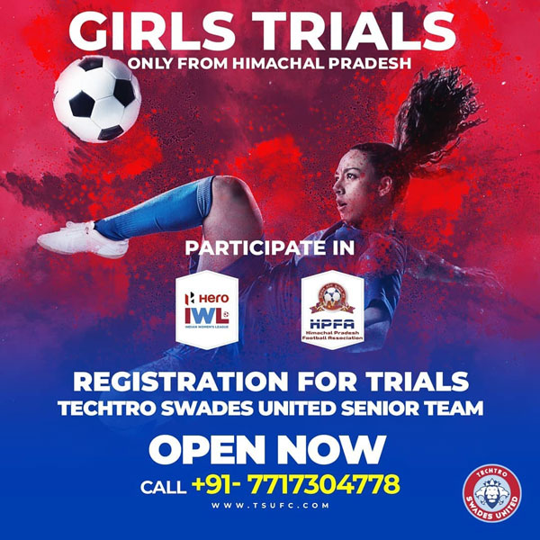 TECHTRO SWADES UNITED FC WOMEN'S TEAM