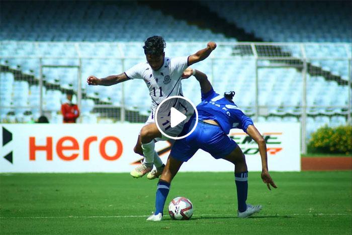 Hero I-League Qualifiers: Mohammedan SC v ARA FC