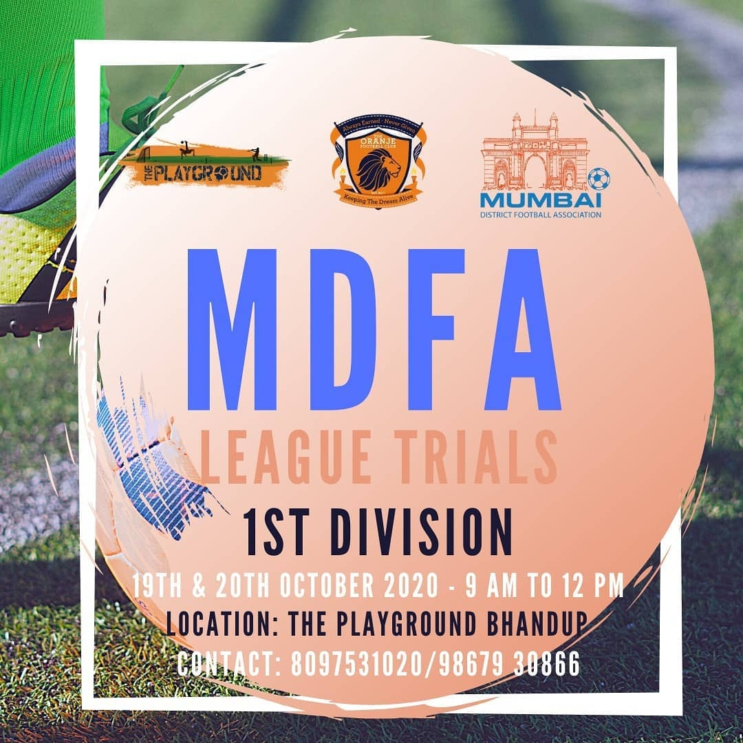 MDFA Mumbai Football