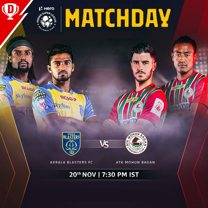 ISL, Kerala Blasters vs ATK Mohun Bagan preview