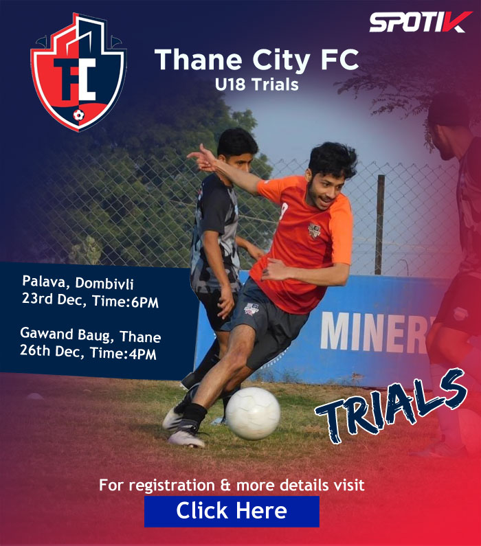 Thane City FC Under-18 Trials