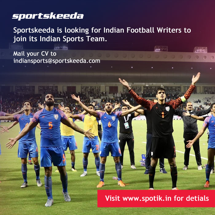 Content writer Indian football
