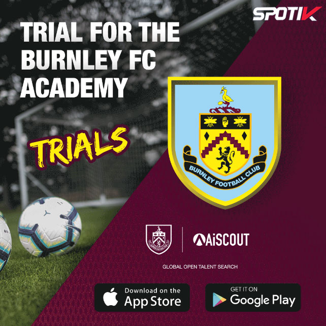 Burnley FC Global Talent Search