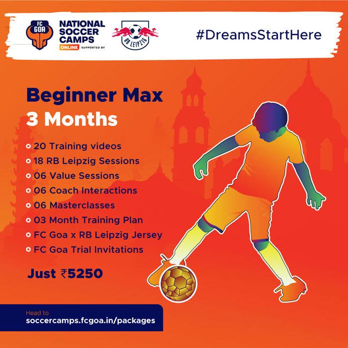 FC Goa National Soccer Camps