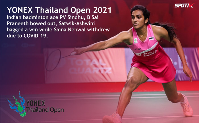 India at Thailand Open
