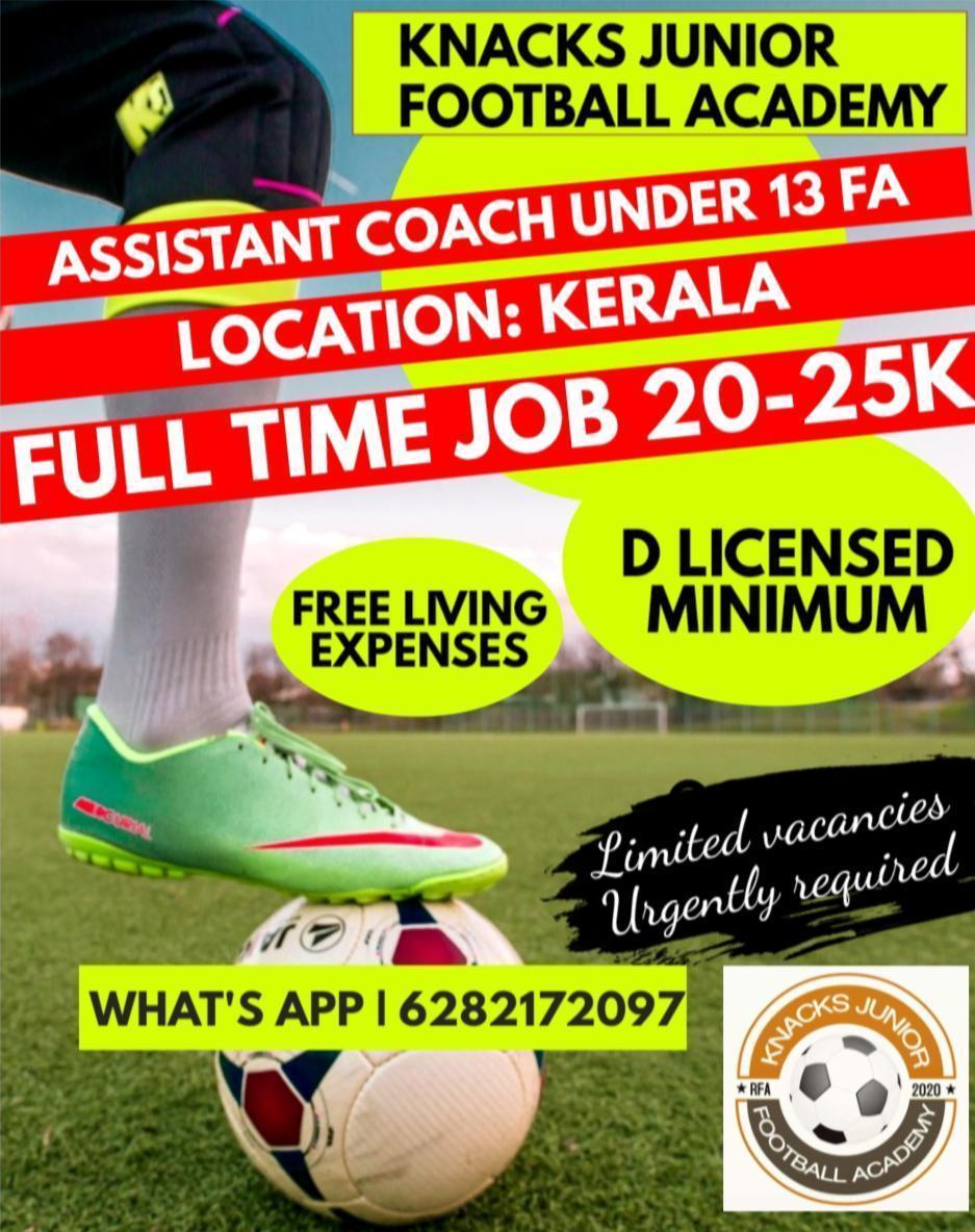 Football Coach Kerala