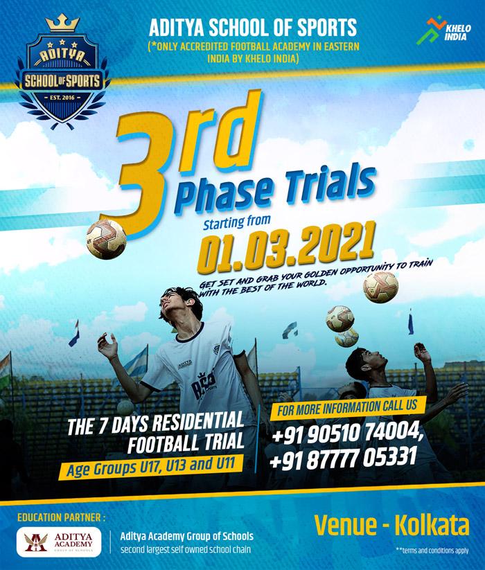 Football Trials Kolkata
