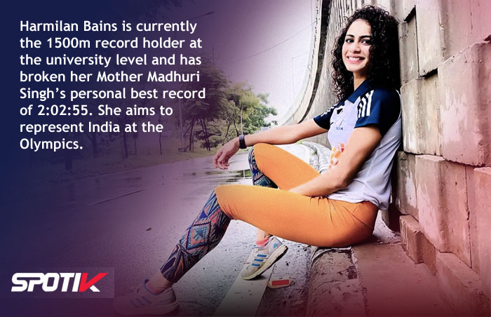 Harmilan Bains : Feature Athlete