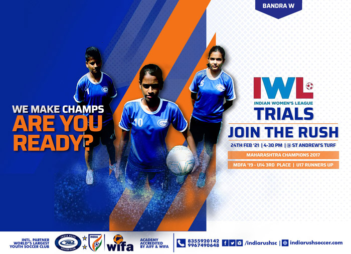 Indian Womens League Trials
