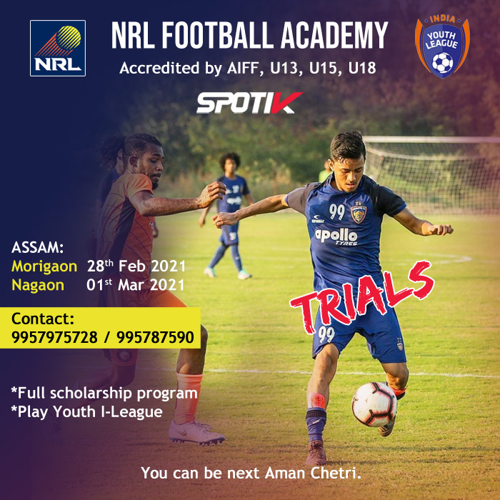 NRL Football Academy Trials