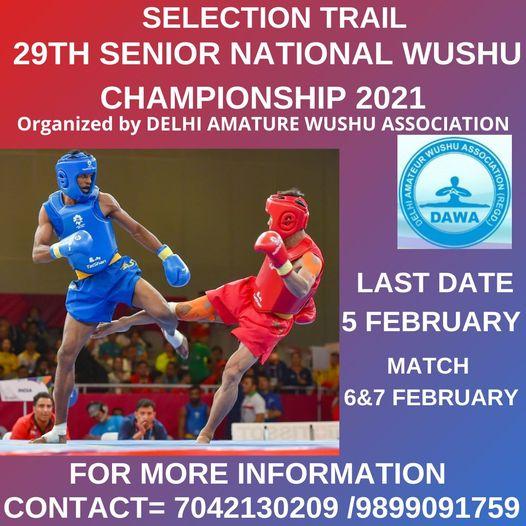 Delhi Wushu Team