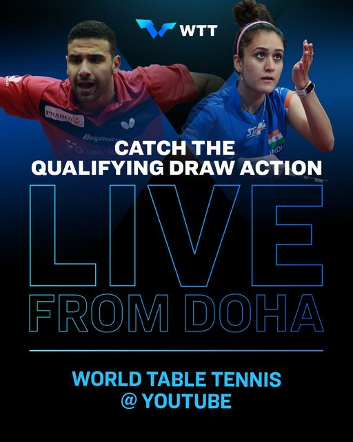 World Table Tennis Contender Doha