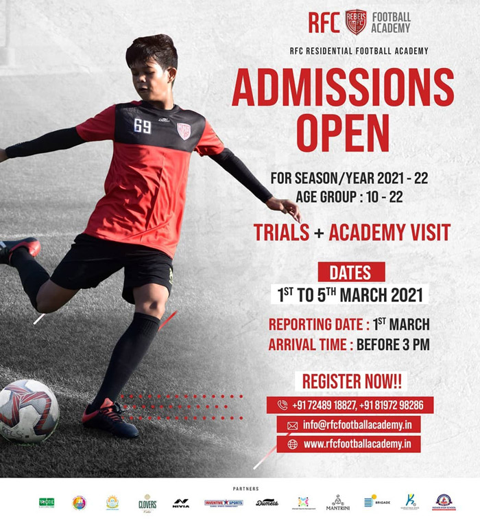 RFC Football Academy Trials