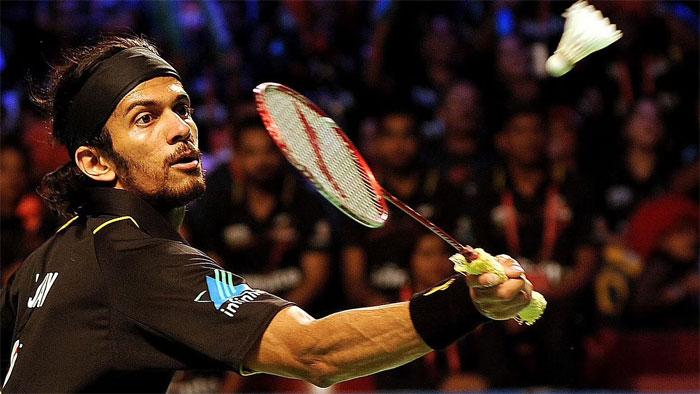 Swiss Open: Ajay Jayaram