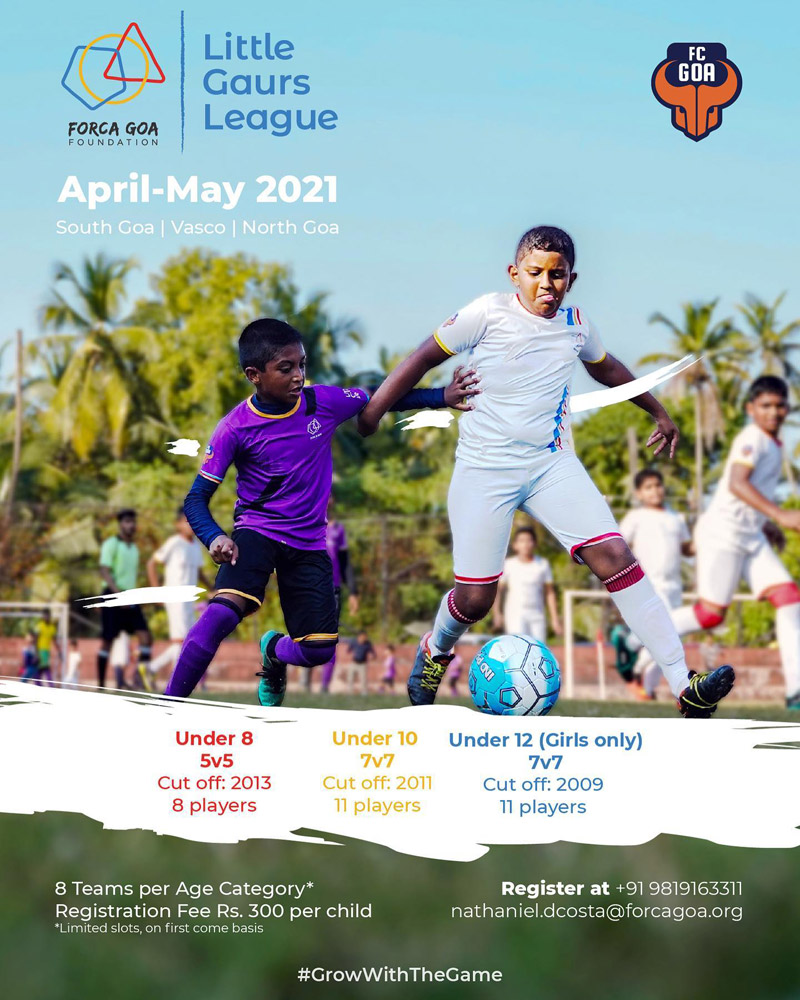 Little Gaurs League, FC Goa