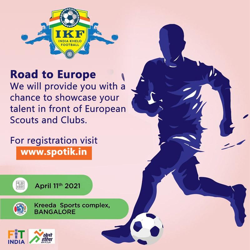 India Khelo Football Talent Hunt, Bengaluru