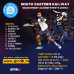 Indian Railway Sports Quota