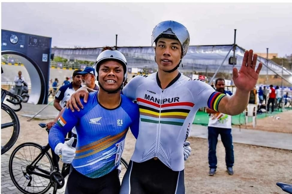 Photos from 72nd National Track Cycling Championships, Hydrabad, Telengana