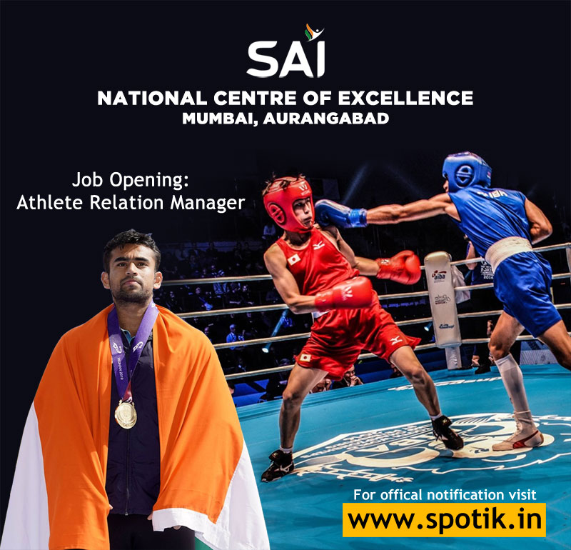 SAI National Centre of Excellence, Job opening