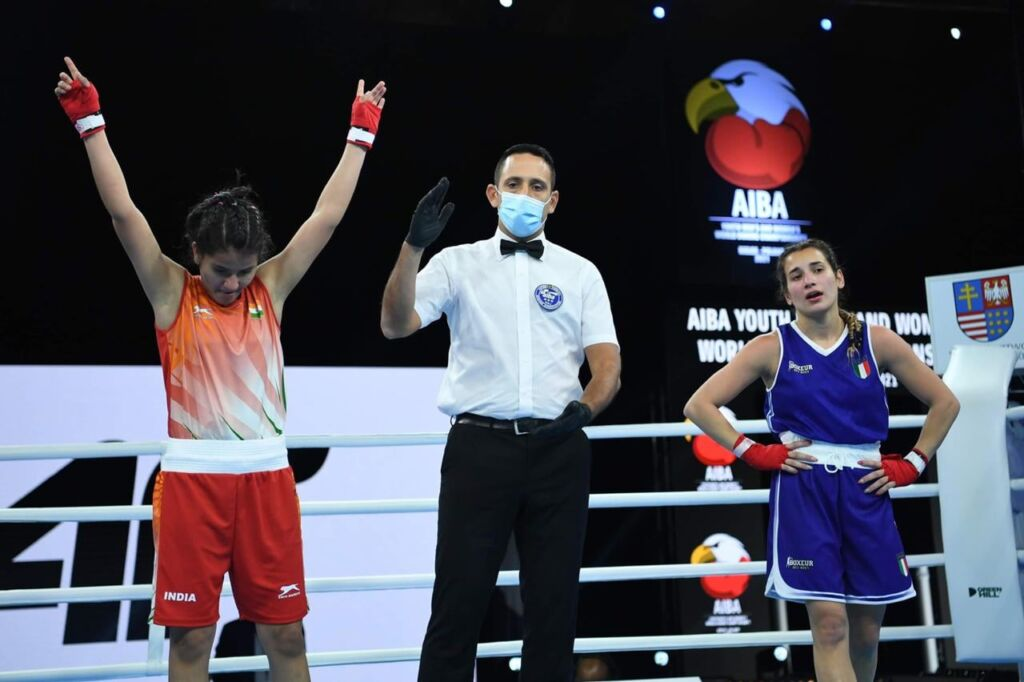 Youth Boxing World Championships.