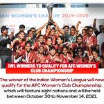 AFC Women's Club Championship 2021