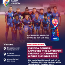 FIFA U-17 Women's World Cup India 2022