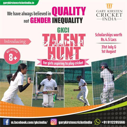 Gary Kirsten Cricket India, Scholarship