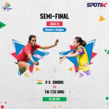 PV Sindhu vs Tai Tzu-ying semifinal is the ultimate showdown