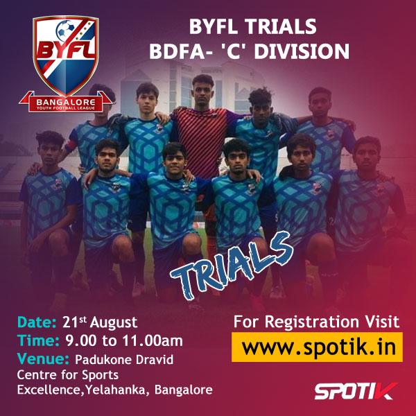 Bangalore Youth Football League