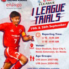 BBFS Youth I-league Trials, Delhi NRC