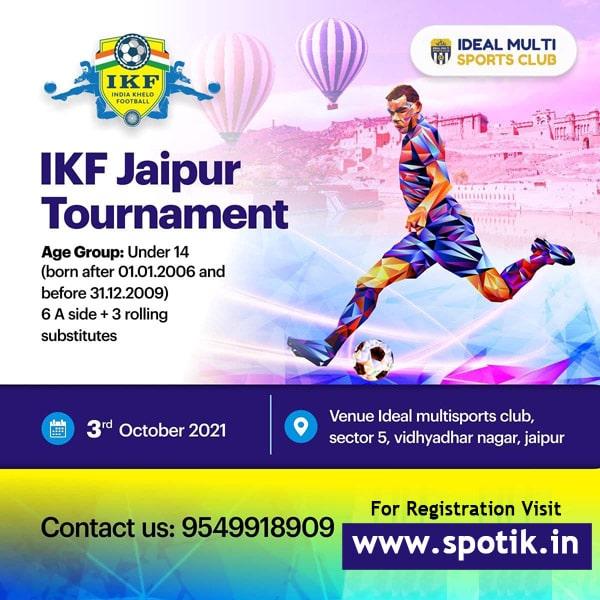 India Khelo Football Talent Hunt, Jaipur